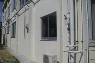 耐震改修(耐震スリット、RC補強壁)