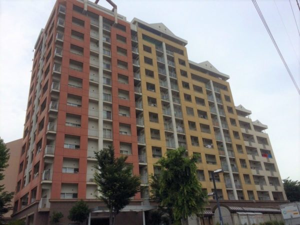 平成28年度 県営住宅(長野)柳町団地7号棟外壁改修工事